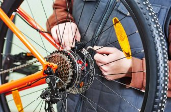 adjusting bike gear shifter