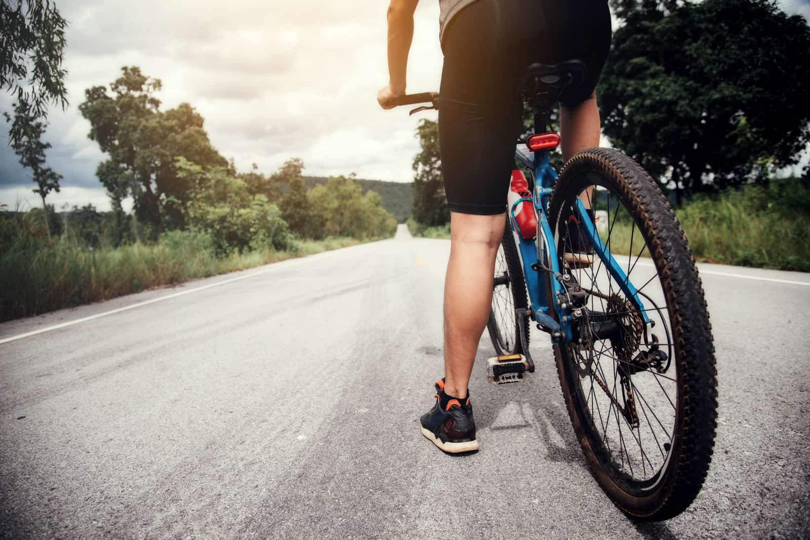 prevent sore bum from cycling