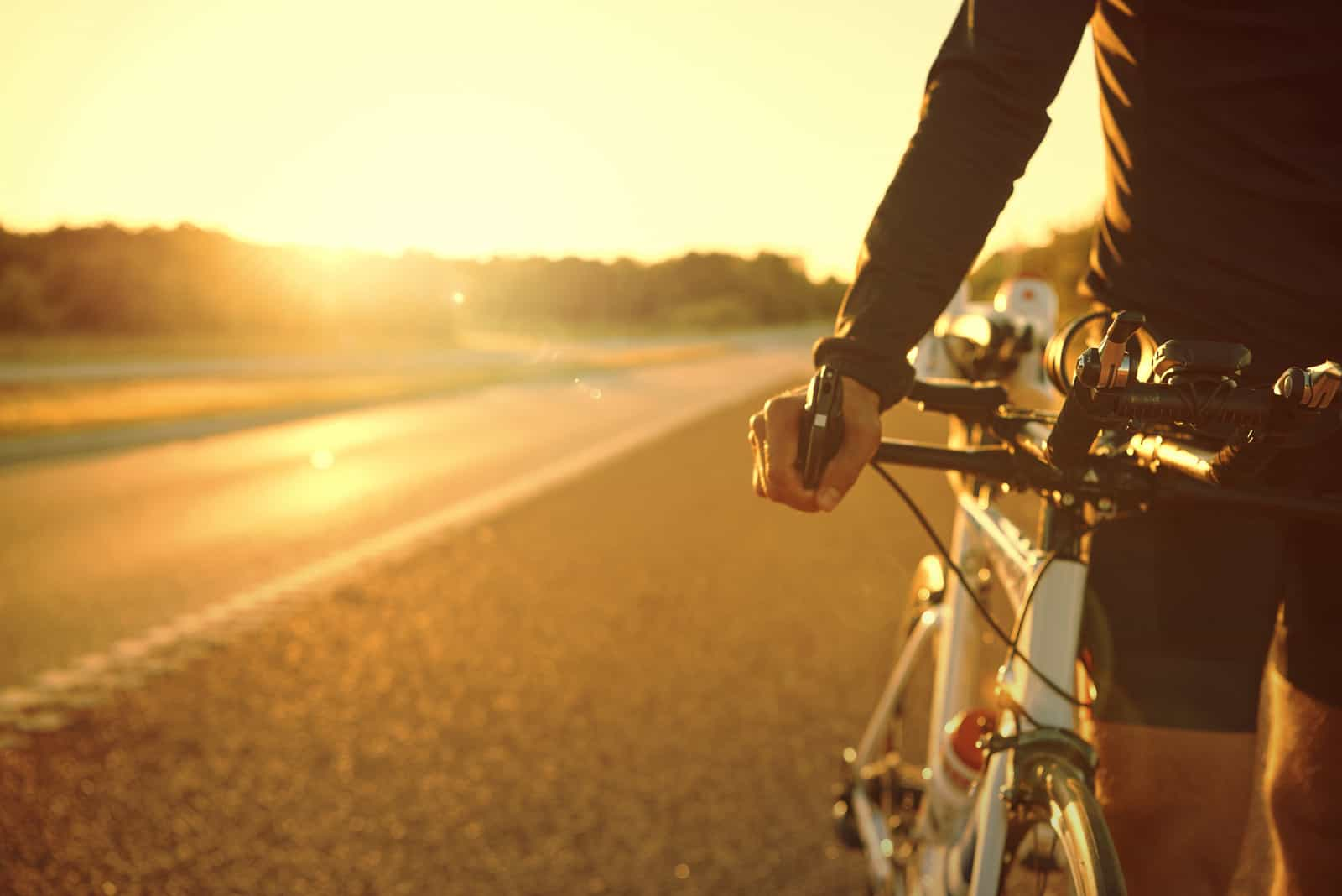 preventing chafing while biking