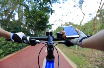 google maps speed for biking routes