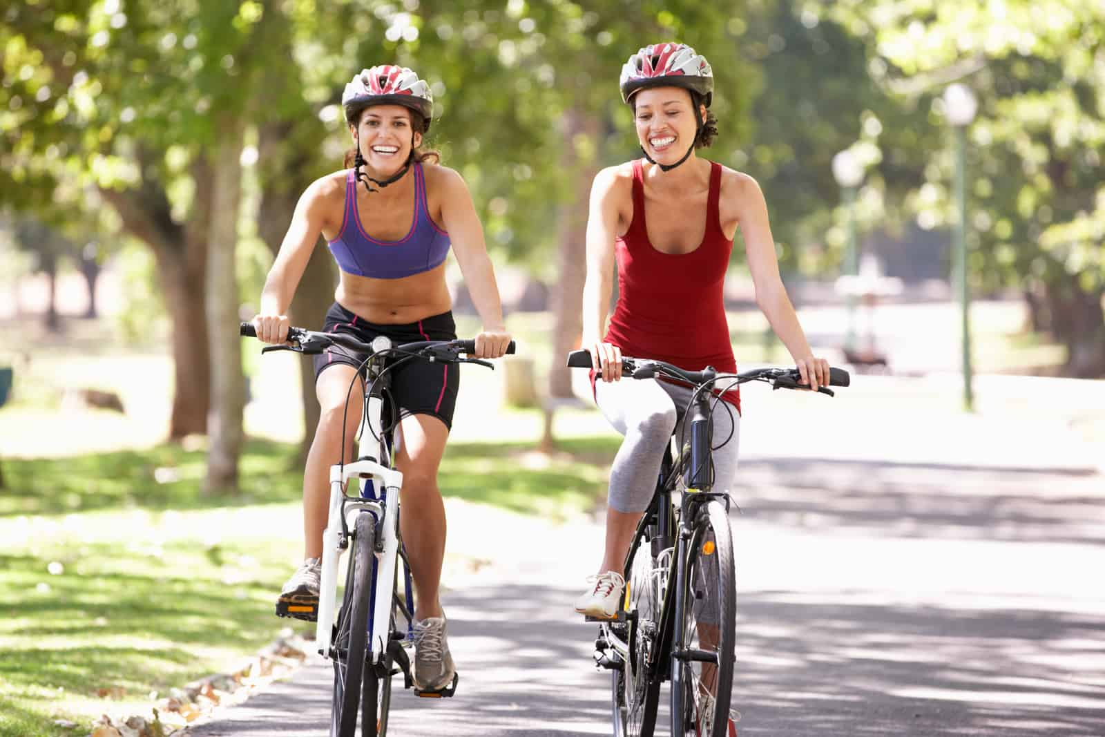 is cycling actually good for the heart health