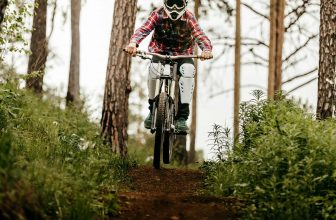the invention of mountain biking in muddy terrain