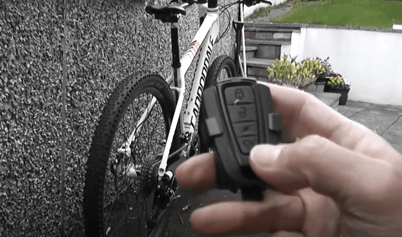 quality bike alarm