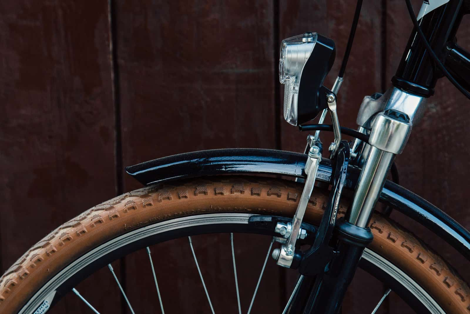 fix squeaky bike brakes on an old bicycle