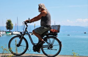 old guy with electric bike under 1000