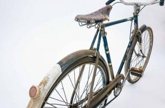 restore bike to good condition as new