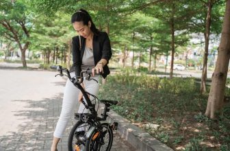 folding bike for women and girls