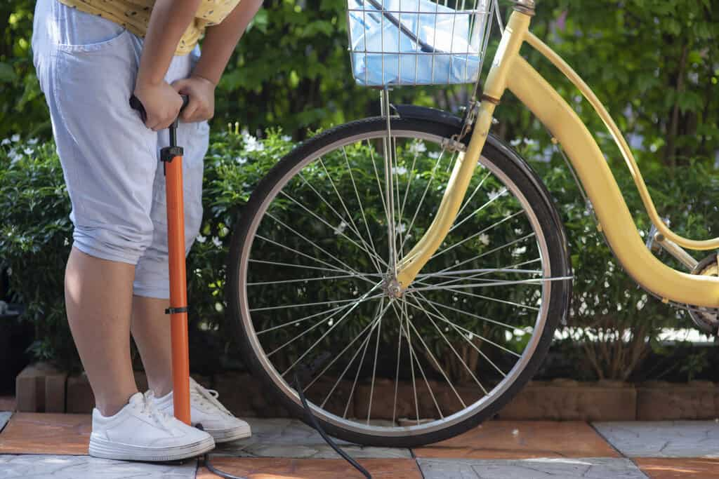 portable bike pump for every bicycle