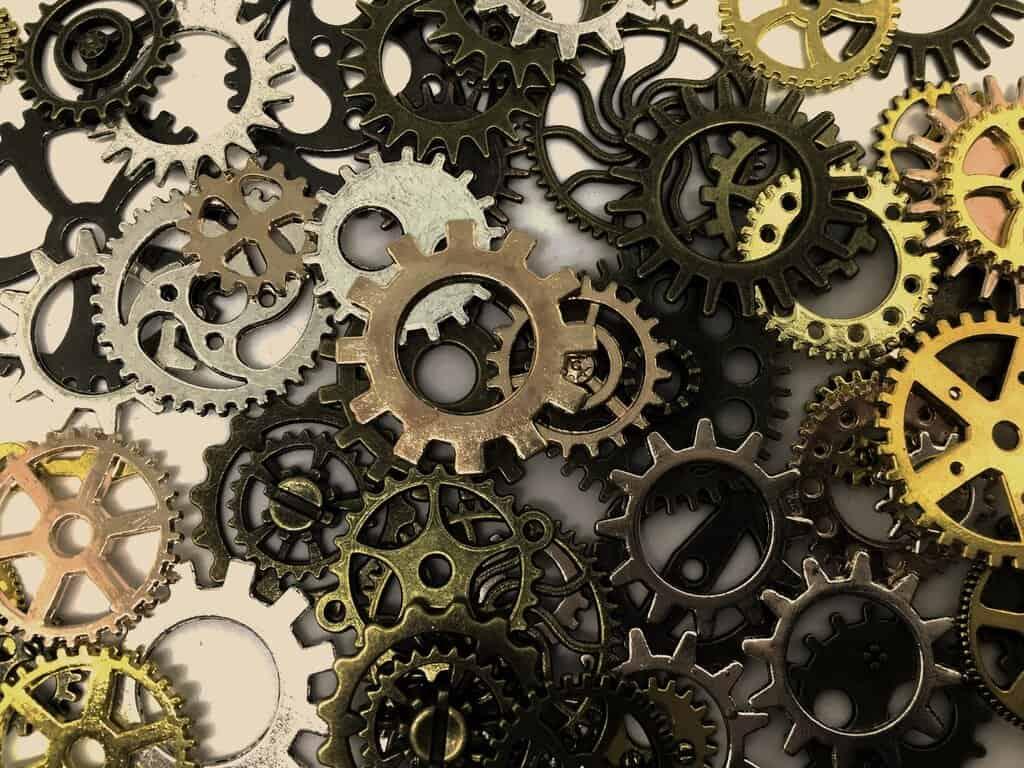 shimano gears