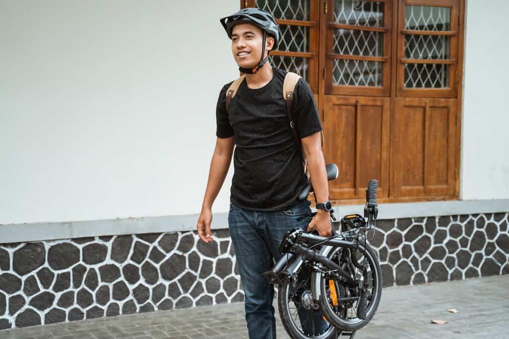 budget folding bike under 300