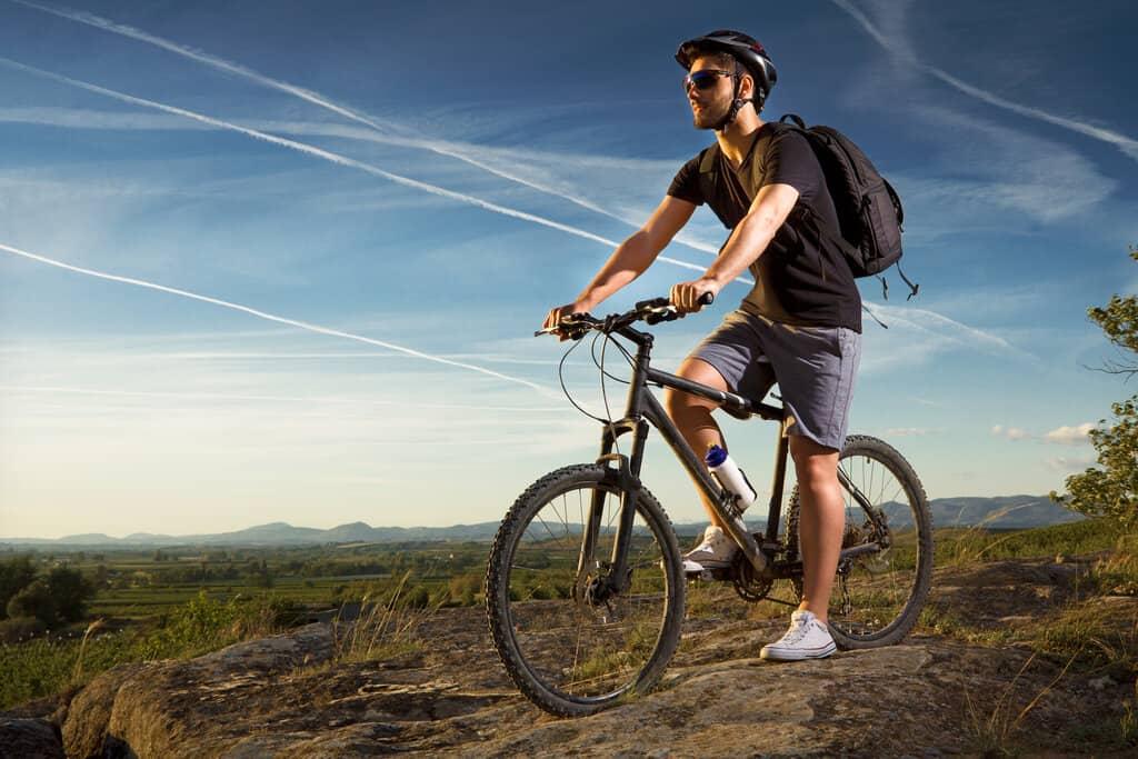 bike suitable for rail trails