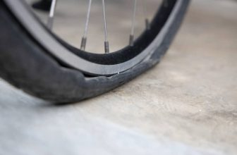 deflate bike tire easily
