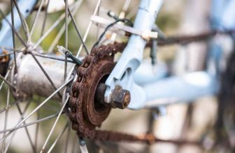 remove rust from bike chain