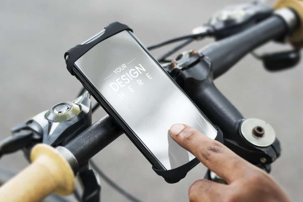 smartphone bike mounts