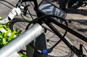 cut bike lock