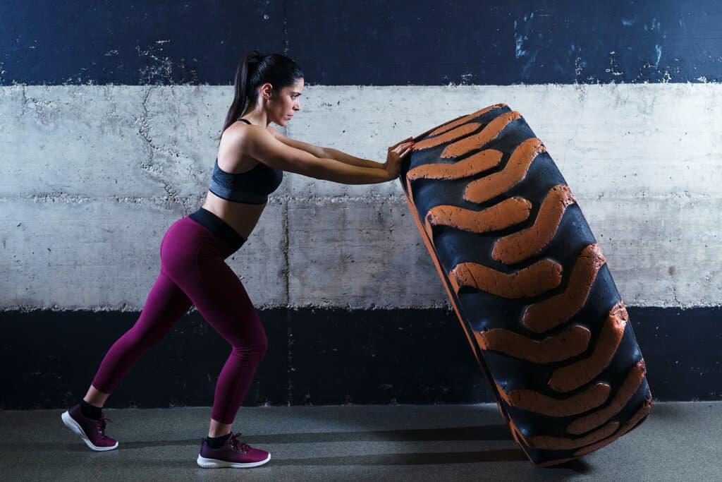 achieving workout goals boosts self esteem