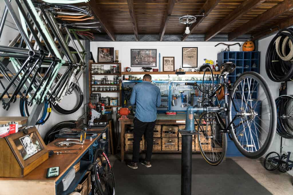 cheaper to build bike