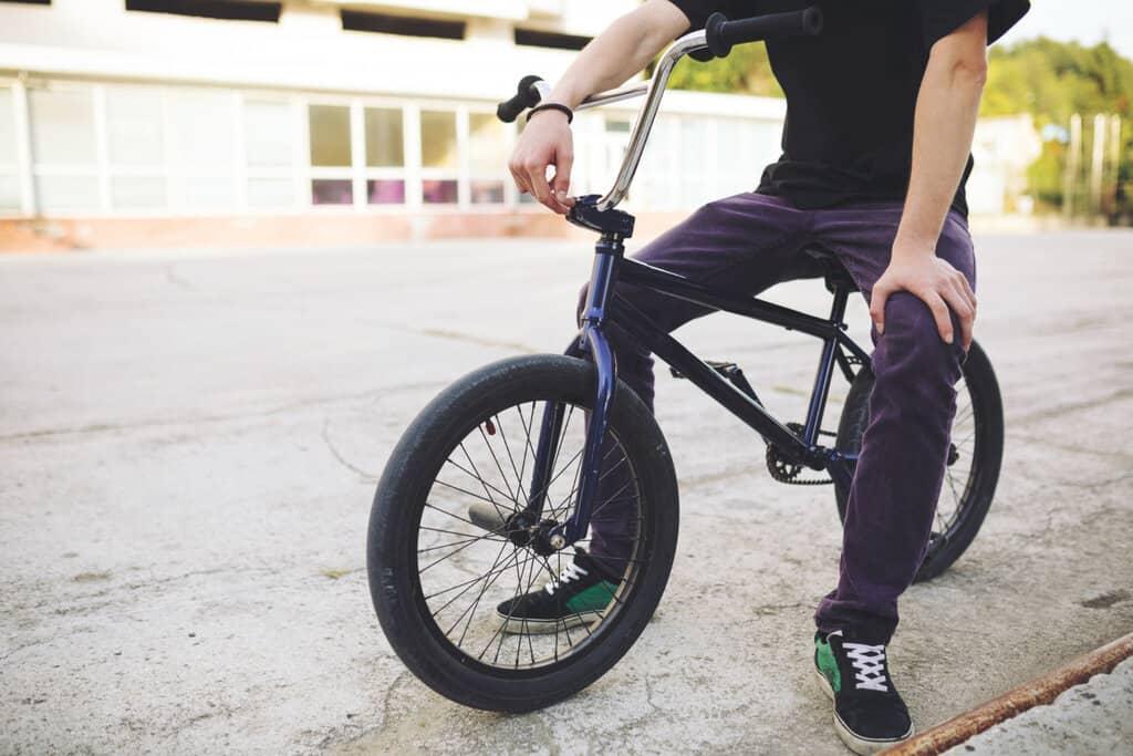 entry level bmx bike