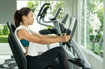muscles recumbent bike work