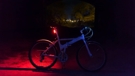 8 Best Bike Wheel Lights in 2020 for Visibility at Night