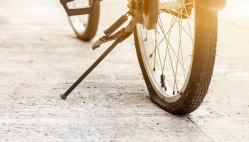 How to Change a Flat Bike Tire in 8 Steps