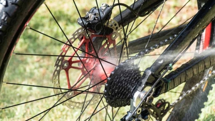 How to Clean Your Bike the Right Way