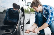 Can You Pump Up a Car Tire with a Bike Pump?